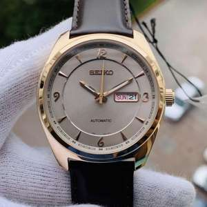 Men's Seiko Day Date Rose Automatic £100 at AMJ Watches