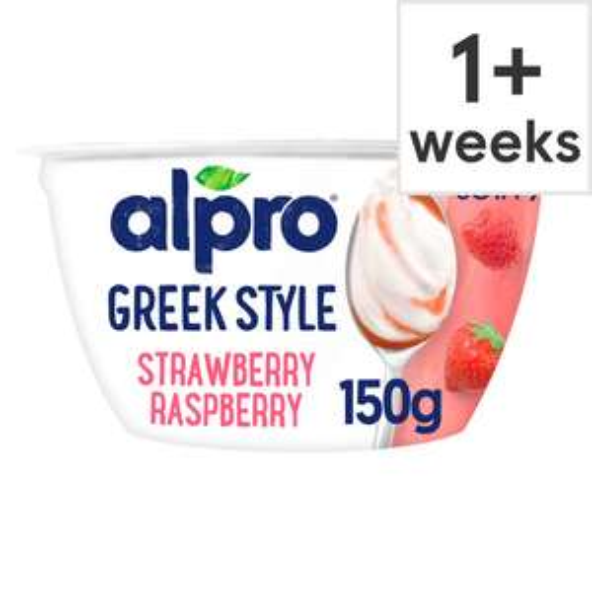 50p off Alpro Greek Style Yogurt Alternative, 150g @ Tesco