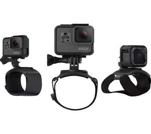 GoPro 'The Strap' Action Camera Strap Mount - Free Delivery £17.97 - Currys / PC World