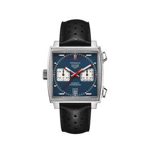 TAG Heuer Monaco Gents Calibre 11 £3750 - DAVID M ROBINSON
