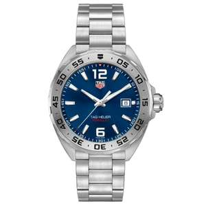 TAG HEUER TAG Heuer Formula 1 Gents with blue dial £880 @ Shannons Jewellers