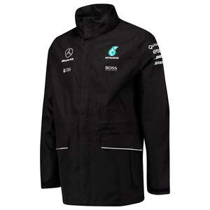 Mercedes AMG Petronas F1 Rain Jacket - £79 Delivered @ MJ Monaco