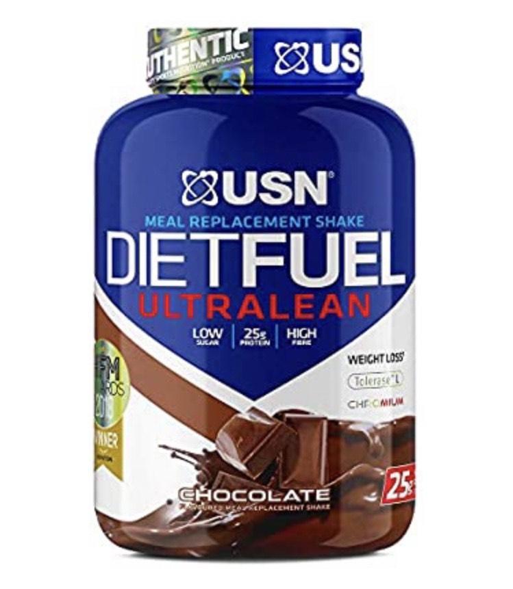 USN diet fuel 2kg chocolate - £21.48 / £16.11 s&s @ Amazon