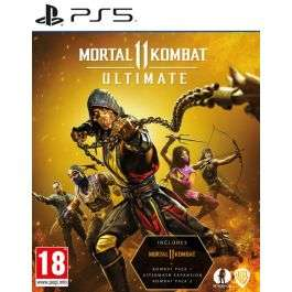Mortal Kombat 11 Ultimate (PS5) - £26.95 Delivered @ The Game Collection