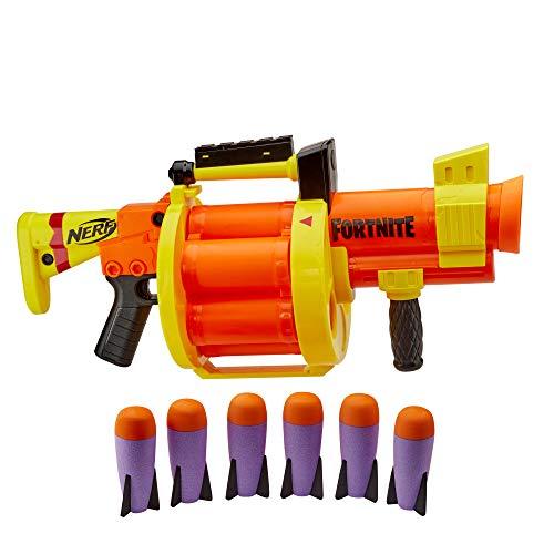 Nerf Fortnite GL Rocket-Firing Blaster - £36.79 @ Amazon