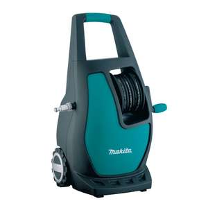 MAKITA HW111 COMPACT POWER WASHER 110 BAR 240V - £99 delivered @ Powertoolworld