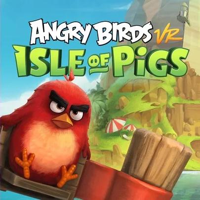 Angry birds Oculus £8.99 at Oculus