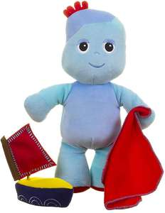 In the Night Garden Iggle Piggle Wind-Up Musical Boat, Sleep Aid and Soft Toy £13.30 (Prime) + £4.49 (non Prime) at Amazon