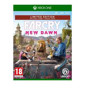 Far Cry: New Dawn - Limited Edition (Xbox One) - £8.95 Delivered at The Game Collection