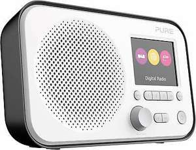 Manufacture Refurbished Pure Elan E3 Portable DAB+/FM Radio - Black £29.95 at velocityelectronics ebay