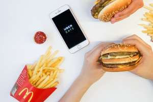 Unlimited 25% off McDonald's until 24/01/20 (£15 min spend / delivery charge applies / select accounts) @ Uber Eats