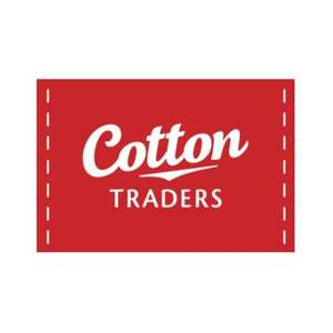 15% off when you spend £50 at Cotton Traders