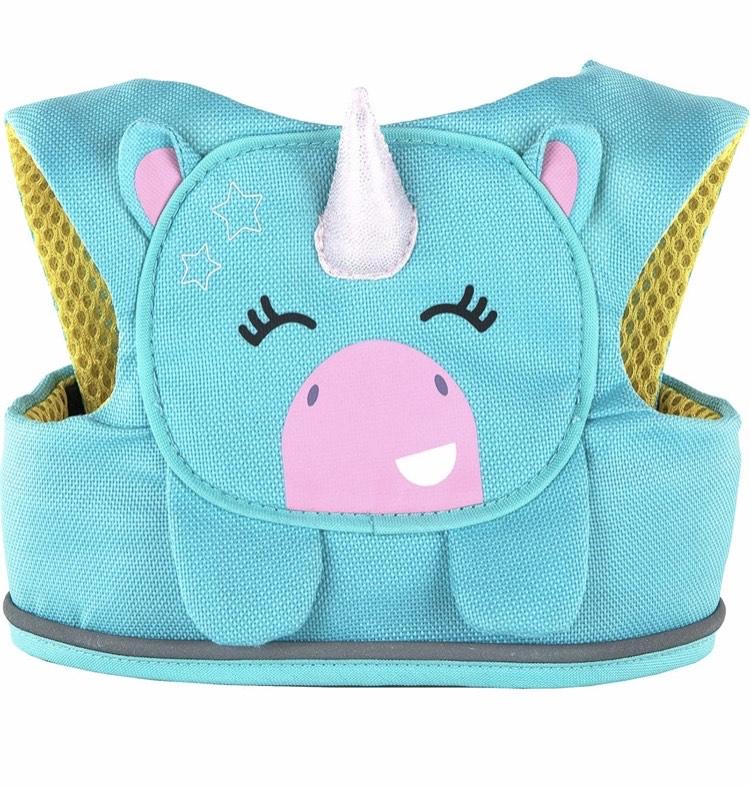Trunki ToddlePak - Toddler Walking Reins & Kids Safety Harness – Una Unicorn - £9 (+£4.49 non prime) @ Amazon