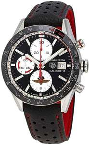 TAG Heuer Limited Edition Indy 500 Carrera Calibre 16 Chronograph Watch £2,995 @ Steffans