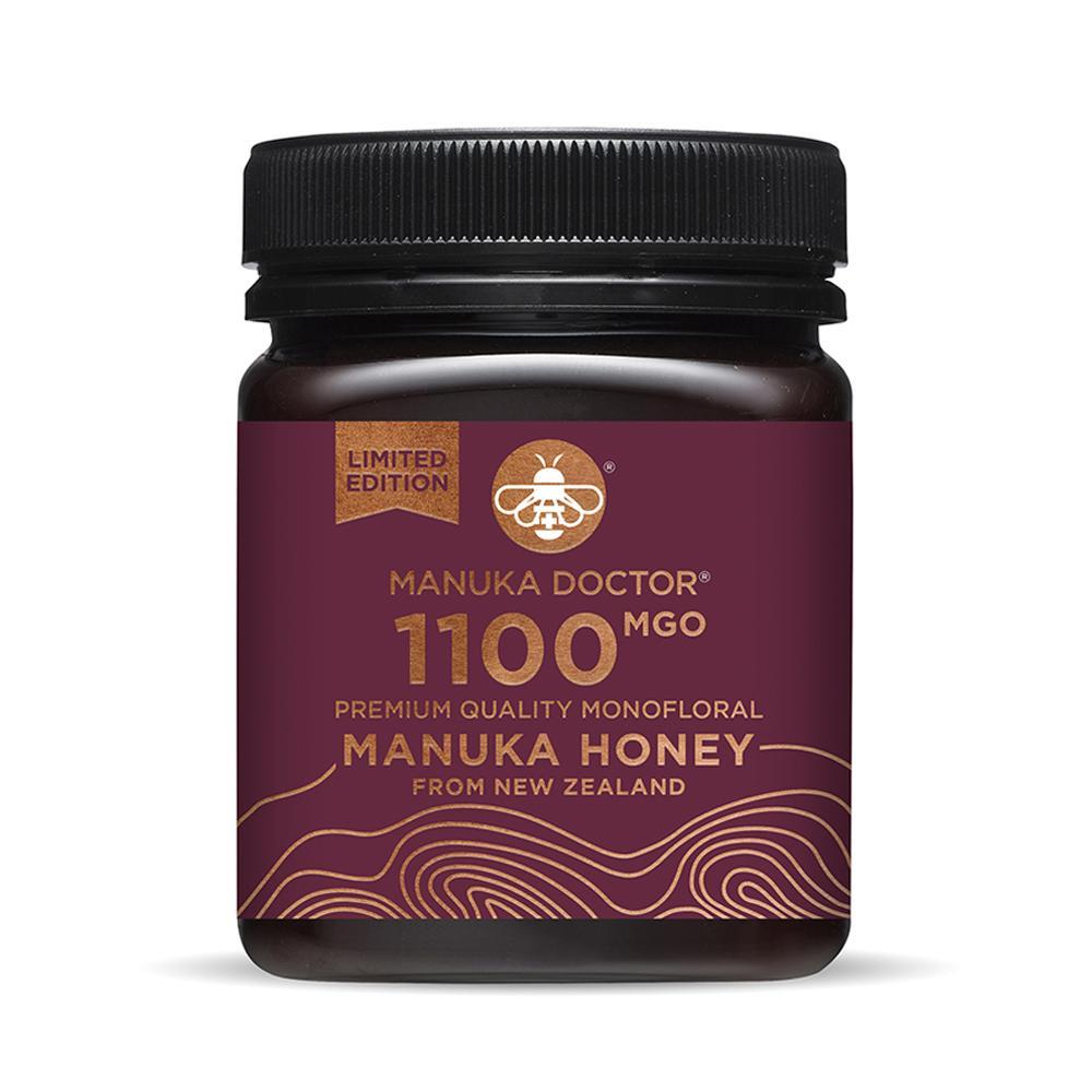 1100 mgo 250g limited edition max strength mgo manuka honey £75 @ Manuka Doctor