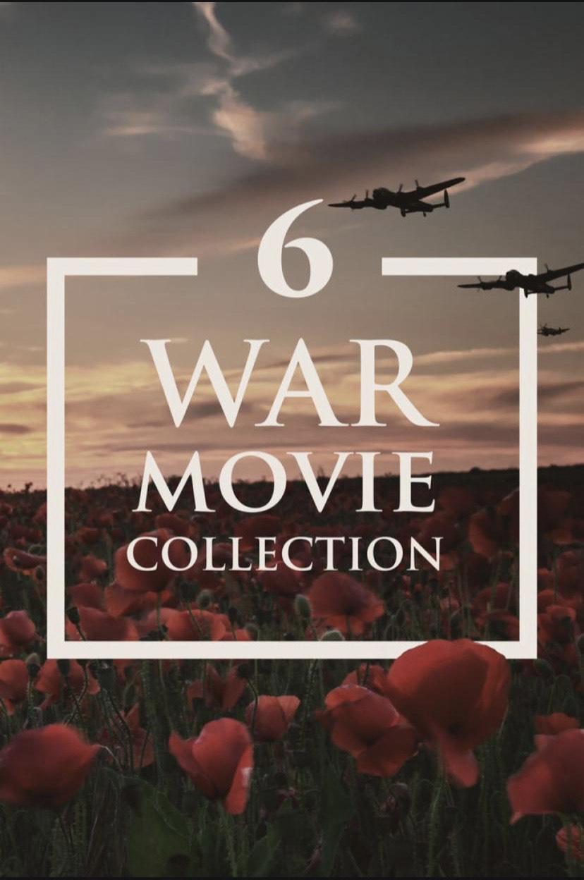 6 War Movies HD £19.99 @ iTunesUK