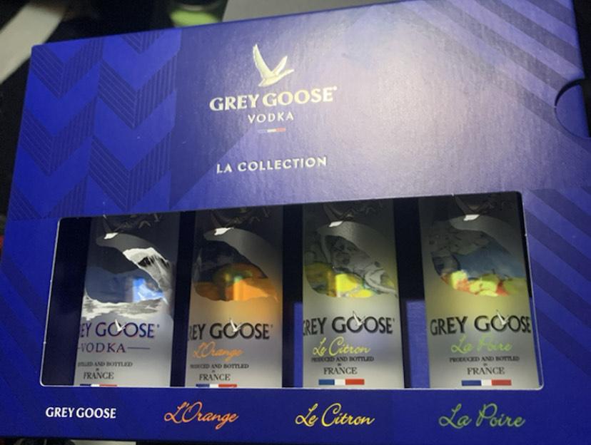 Grey goose 4x 5cl mintures £7.50 @ Tesco Express Stanningley Leeds