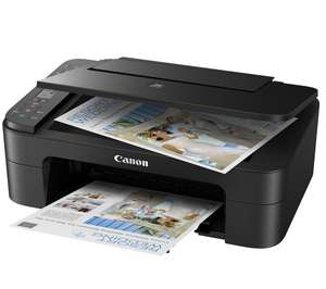 Canon Pixma TS3355 All-in-One Wireless Inkjet Printer - £34.99 delivered @ Currys PC World