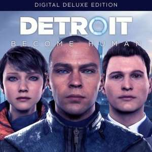 [PS4] Detroit: Become Human Digital Deluxe Inc Base Game, Heavy Rain + More - £9.99 / £8.79 using Simply Games credit @ PlayStation Store