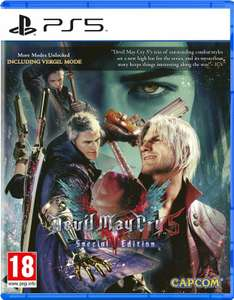 Devil May Cry 5 Special Edition [PS5] £22.49 delivered using code @ Boss Deals eBay