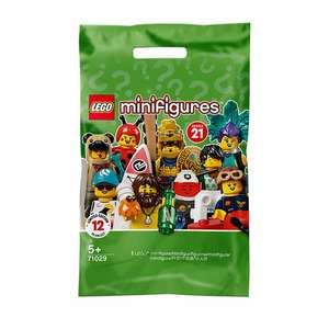 LEGO Minifigures Series 21 71029 36 PACKS DEAL £95.99 @ WH Smith