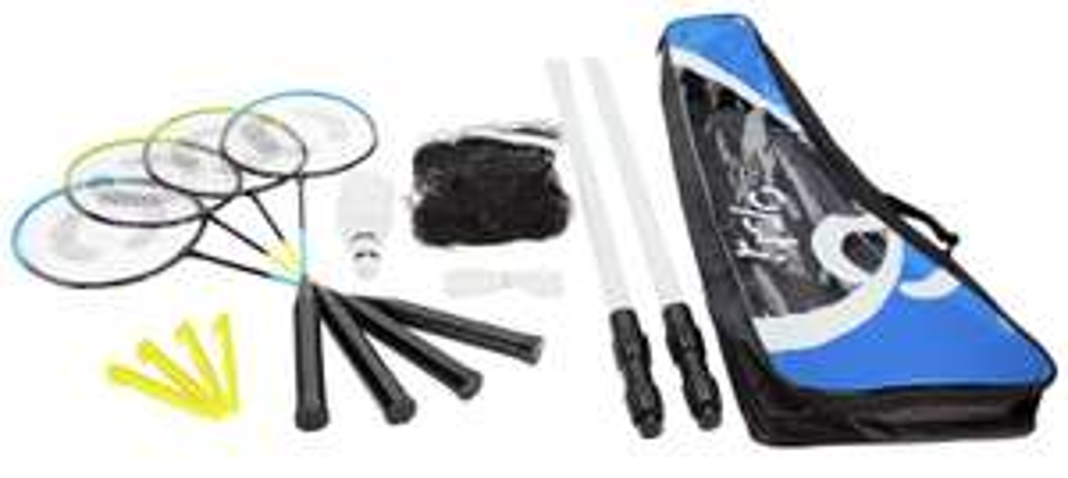 Opti 4 Person Badminton Set for £6.99 + £3.95 delivery @ Argos