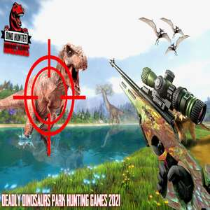 Dino Hunter : Deadly Dinosaurs Park Temporarily FREE at Google Play Store