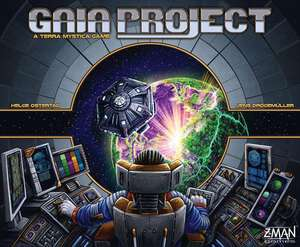 Gaia Project - A Terra Mystica Board Game £52.99 with code at Play Board Games