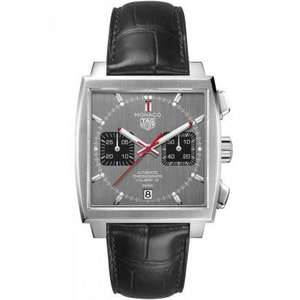 TAG HEUER Monaco Calibre 12 Final Edition 39mm Watch £3,535 at Leonard Dews