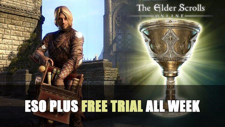 The Elder Scrolls Online - PC & PS4 & Xbox One: (January 19-26) ESO Plus Free Trial @ The Elder Scrolls Online