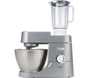 KENWOOD Chef KVC3110S Stand Mixer with Blender - Silver £269 @ Currys PC World