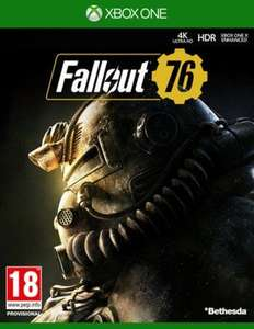 Fallout 76 (Xbox One) Used - £4.85 with code @ musicmagpie