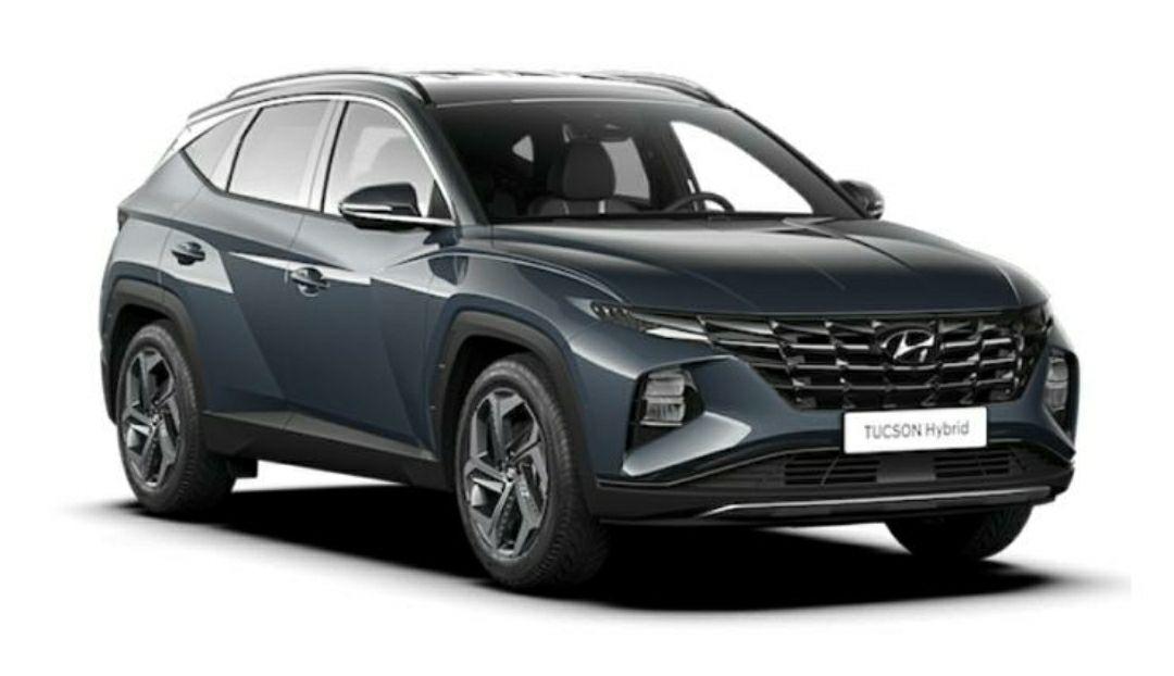 Hyundai Tucson - 4x4 1.6 TGDi 48V MHD Ultimate 5dr 2WD DCT - £28,613 at New Car Discount