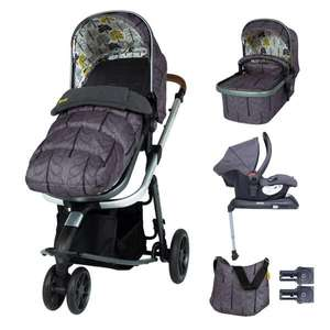Cosatto Giggle 3 Whole 9 Yards Bundle ISOFIX - £539.10 with code @ Baby and Co