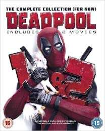 Deadpool 2 Movie Collection 4K £7.99 @ iTunes