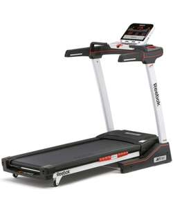 Reebok Jet 100 Series Bluetooth Treadmill - White (OOS at present) £431.91 @ Amazon