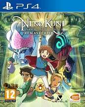 Ni No Kuni Wrath Of The White Witch Remastered PS4 USED £9.99 @ boomerang