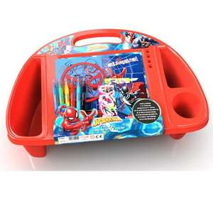 Spiderman Creative Tray - £3.75 (Min Basket / Delivery Fee Applies) @ Tesco