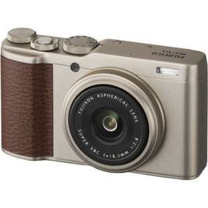 Refurb Fujifilm XF10 APSC Point and Shoot Camera - £269.10 @ cameracentreuk eBay
