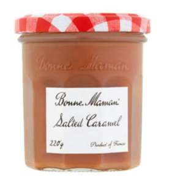 Bonne Maman Salted Caramel Spread 220g - £1.50 (Min Basket / Delivery Fee Applies) @ Asda