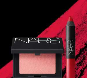 Free blush and lipstick with £60 spend @ Nars