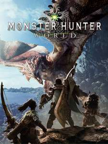 Monster Hunter: World PC Steam Key £10.19 using code @ Eneba / Games-Federation