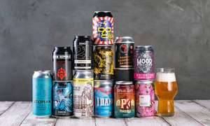 15 beers for £15 delivered at Brew Republic