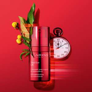 FREE Clarins Total Eye Lift Sample at Boots