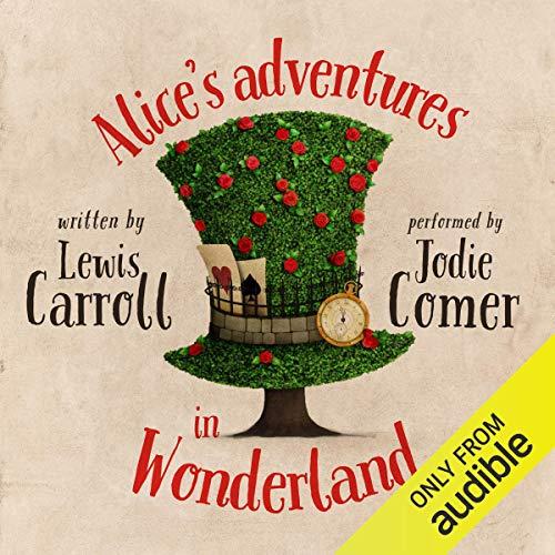 Alice's Adventures in Wonderland Free @ Audible