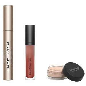 bareMinerals up to 43% Off Winter Sale - gift sets from £11.40 + Free delivery @ bareMinerals
