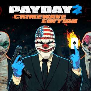 Payday 2: Crimewave Edition £2.87 @ Playstation Store