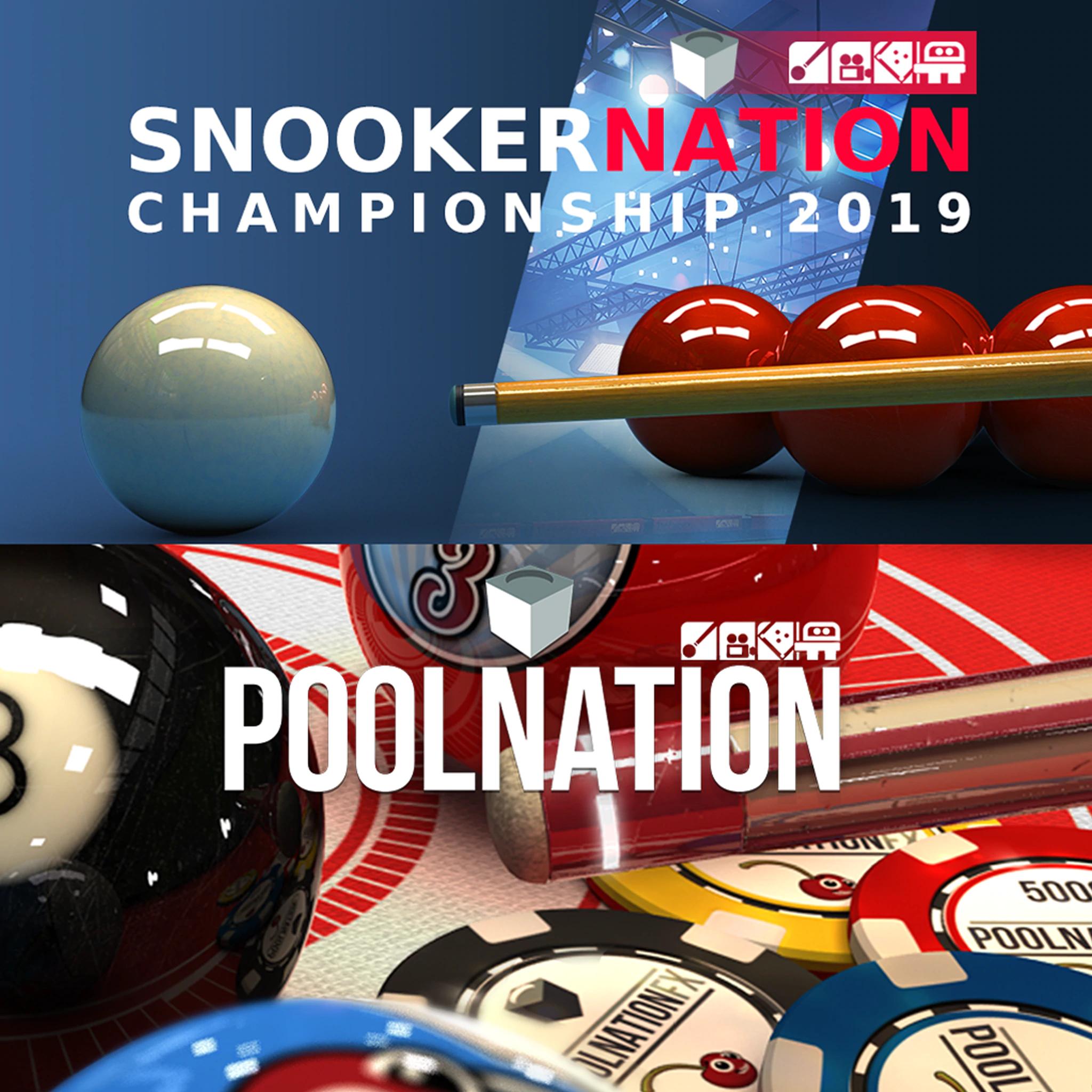 Snooker Nation Championship + Pool Nation FX bundle - £2.93 @ Microsoft Store. Xbox