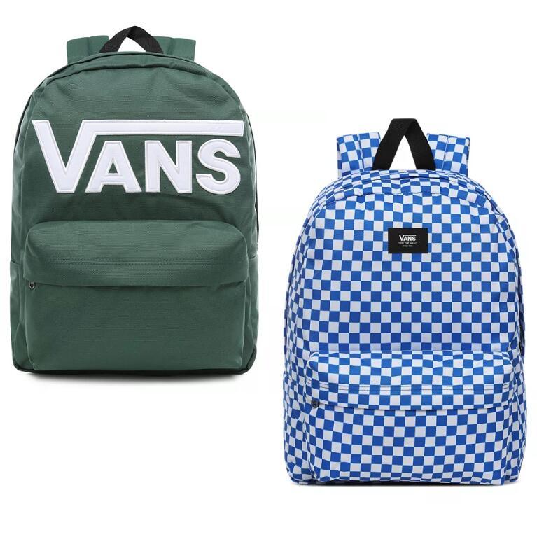 VANS Old Skool III Backpack, 3 styles / colours Now £13.50 using code + Free UK Mainland delivery @ VANS