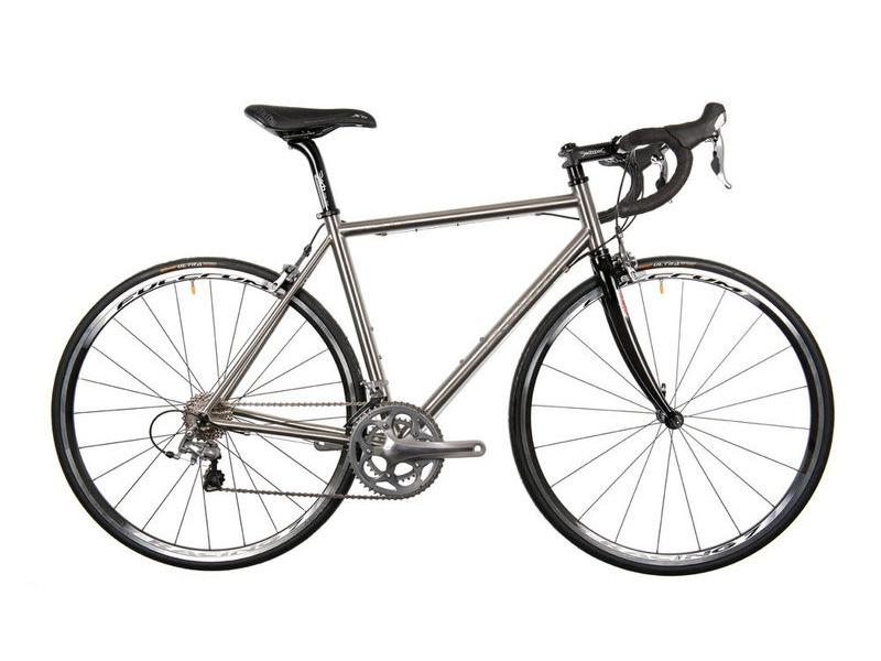Sabbath Aspire 105 R7000 Titanium Bike w/ Carbon Fork - £1210 delivered @ Spa Cycles